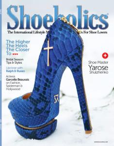 Shoeholics Cover