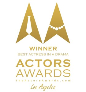 Winner - Best Actress in a Drama